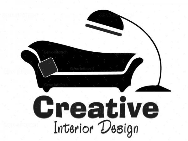 High Resolution Interior Logo Design India