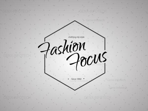 Fashion Business Logo Vector Kerala