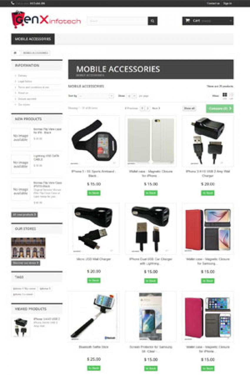 Ecommerce website design Motihari