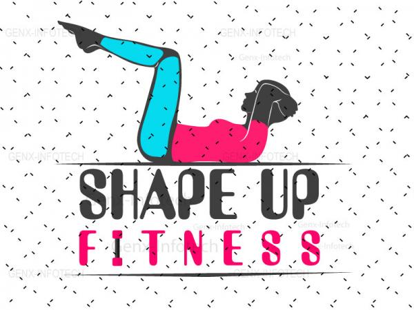 Fitness Logo Design {name