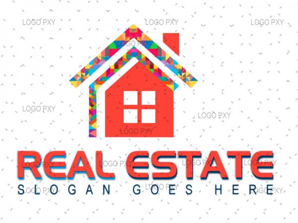 Real Estate Logo Design bidhannagar
