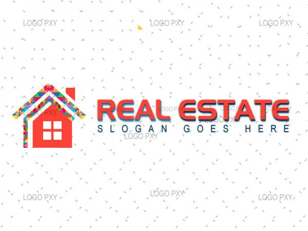 Real Estate Property Logo Munger