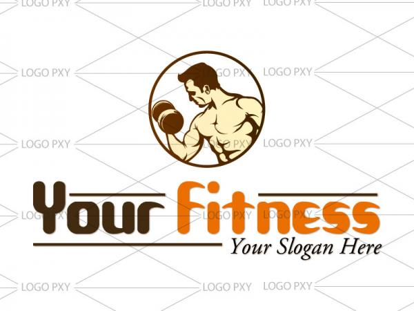 Gym and Fitness logo Purnia