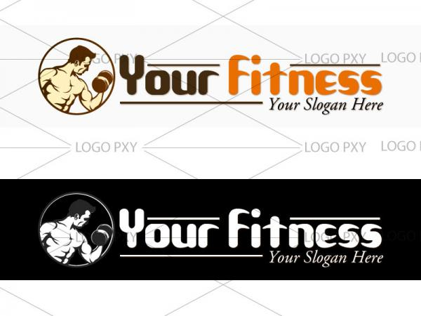 Body Building logo punjab