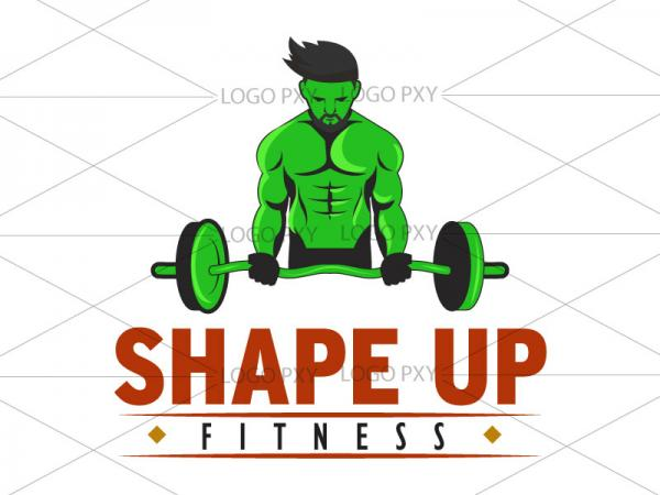 shapeup fitness logo Dadra and Nagar Haveli