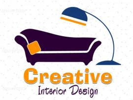 Interior Logo Design {name}