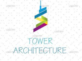 Architecture logo design {name}